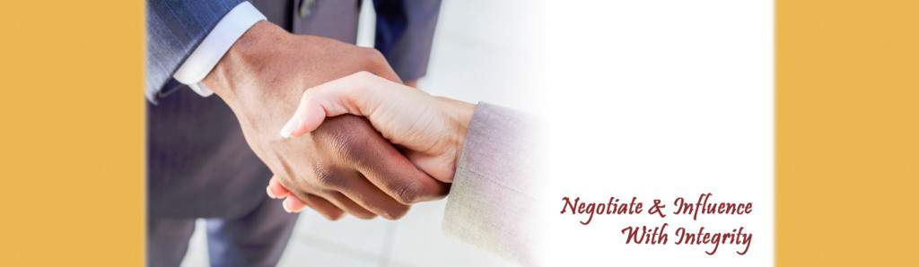 Negotiate & Influence With Integrity | Life Transformations Jamaica