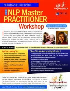 NLP Master Practitioner Workshop @ Hotel Four Seasons | Kingston | Saint Andrew Parish | Jamaica